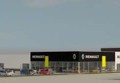 Renault Solihull - Under Construction